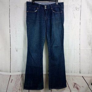 Gap 1969 Perfect Boot Size 30/10R Blue Jeans 34x32